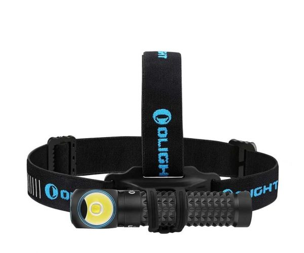 Olight Perun 2000 lumen rechargeable LED right angle torch
